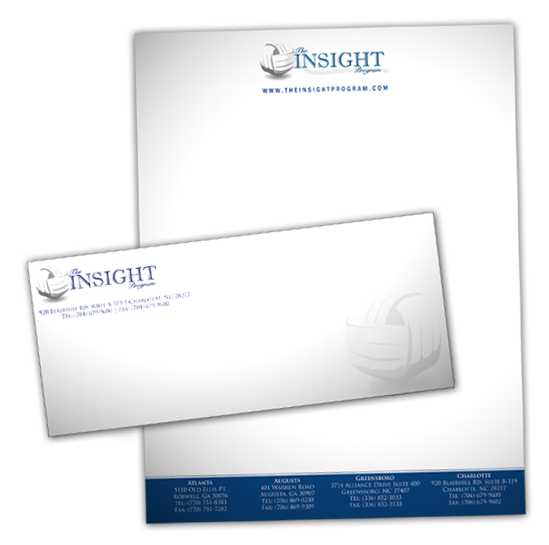 Letterhead Envelopes
