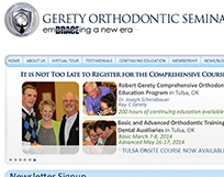Gerety Orthodontic Seminars