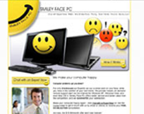 Smiley Face PC